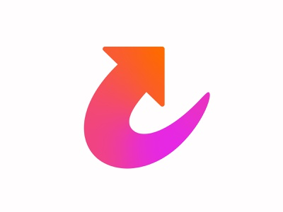 Letter U + Arrow logos symbols marks lodern logo modern logos minimalistic logo simple logo logo design brand identity vector branding design symbol logo mark letter u letter u arrow