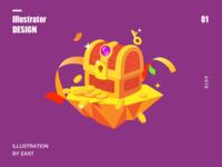 Illustrator  design 01