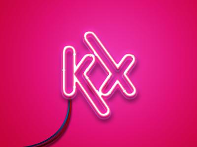 On design sign neon pekxel