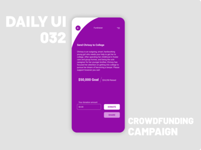 032_Crowdfunding Campaign