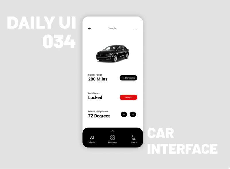 034_Car Interface