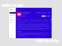 050_Job Posting