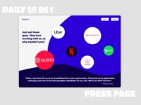 051_Press Page
