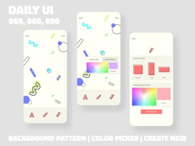 Design App // Daily UI Challenge