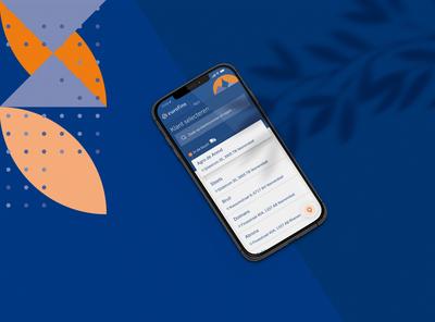 Eurofins App Concept - '19