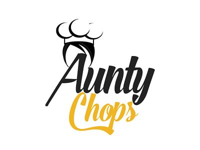 Logo For A Local Small Chops Business photoshop design logo branding