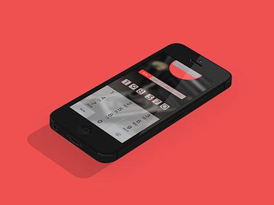 Freebie! iOS 7 Keyboard free ios 7 psd design enjoy iphone