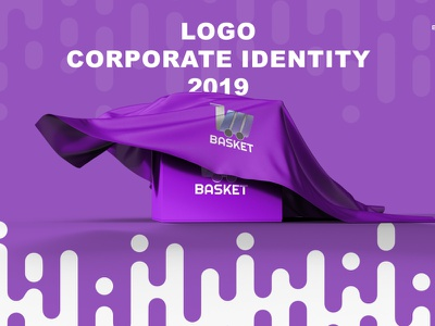 Logo for Basket Market Online E-Commerce Application vector icon design graphic logo illustration graphic design branding