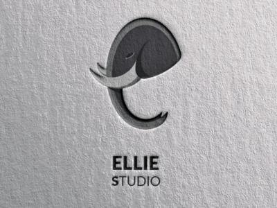 ELLIE STUDIO Logo concept