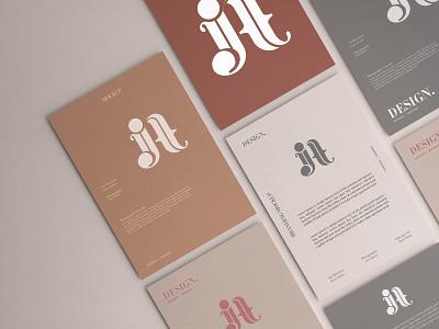 """JT"" Logo Visualization visualization vector logo illustration logo design corporate design minimal design minimal design branding design branding"
