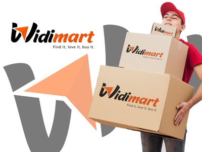 Widimart E-commerce logo design ecommerce design ecommerce app ecommerce vector logo illustration logo design corporate design minimal design minimal design branding design branding