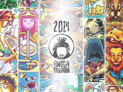 My artworks in 2014