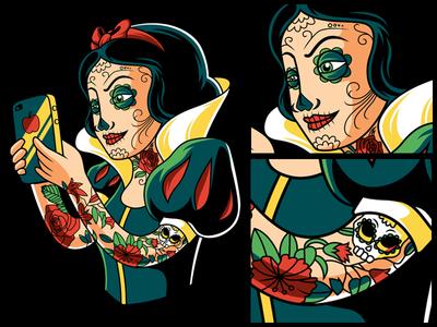 Snow White nowadays