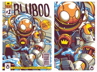 Bluboo Comic Cover art