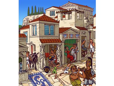 Grèce-Athènes