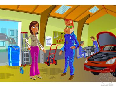 garage e learning