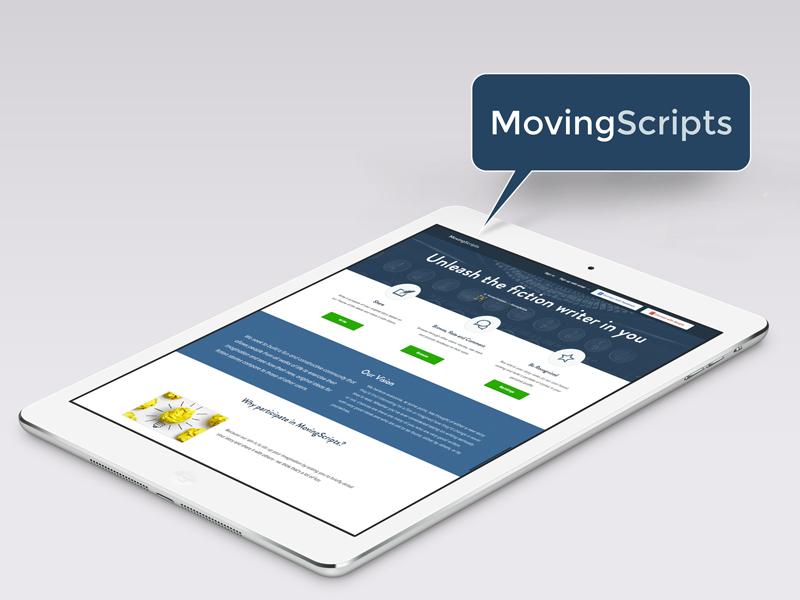Movingscripts ipad