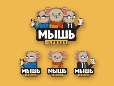 Mouse Team - logo