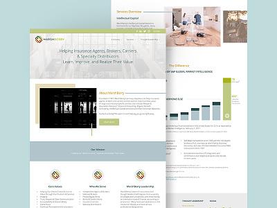 Marshberry legal finance website