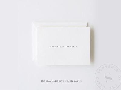 Note card design