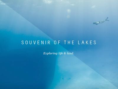 Souvenir of the Lakes Logo