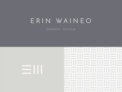 Erin Waineo Design Logo