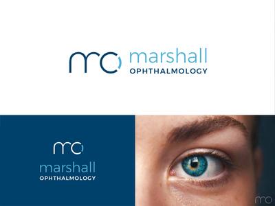 Marshall Ophthalmology Logo