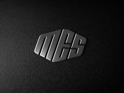 MES dubai france america consultant constructions general finance monogrampixel branding design brand design monogramlogo logotype graphicdesign logo design logodesign corporatedesign company logo company branding