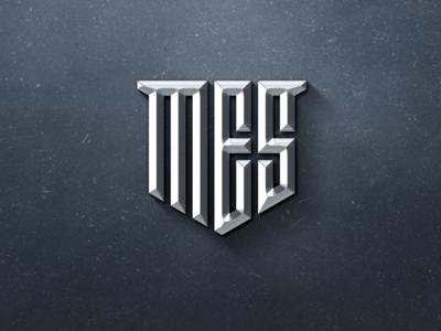 MES dubai brandidentity monogrampixel logotype illustration monogramlogo graphicdesign logo logodesign corporatedesign company logo company branding