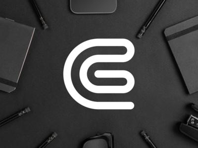 GC monogram logo generative realestate bank agency consulting finance america general brandidentity logotype monogrampixel monogramlogo graphicdesign logo design logodesign corporatedesign company logo company branding