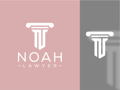 NOAH awesome brand identity general consulting america realestate lawfirm lawyer clothing branding design brandidentity monogrampixel monogramlogo logo graphicdesign company logodesign branding corporatedesign company logo