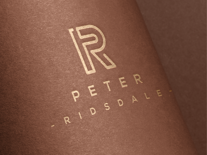 PETER RIDSDALE lawfirm skull america branding realestate vektor finance london dubai logo general company logo brandidentity logotype logodesign illustration monogrampixel graphicdesign monogramlogo corporatedesign
