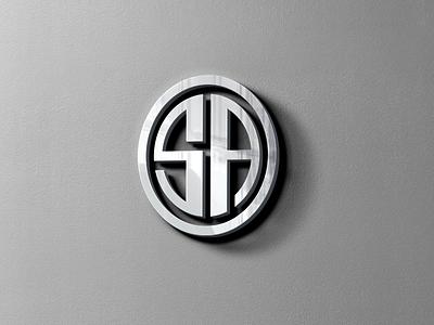 S A american vektor branding finance london realestate skull dubai logo company logotype logodesign brandidentity illustration graphicdesign monogrampixel monogramlogo corporatedesign company logo