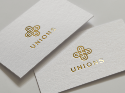 UNIONS general finance branding realestate america vektor skull london dubai logo design company brandidentity logotype illustration monogramlogo monogrampixel graphicdesign logodesign corporatedesign