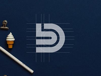 bd ui vektor skull realestate dubai logo logodesign illustration monogrampixel graphicdesign brandidentity logotype monogramlogo company logo branding corporatedesign