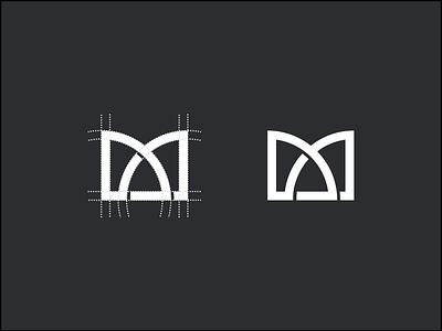 AM brand identity branding design europe japan asia america qatar dubai logo flat logotype typography logodesign illustration corporatedesign company logo company branding