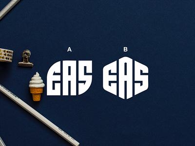EAS mark finance vector branding agency general brandidentity monogrampixel monogram monogramlogo logotype sale graphicdesign logo design logodesign corporatedesign company logo company branding