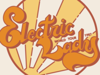 Electric Lady Lettering