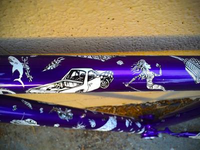 Squid Bikes: Anthony Clark Pro Model