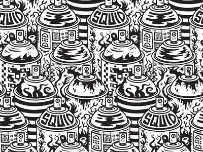 Rattlecan Pattern