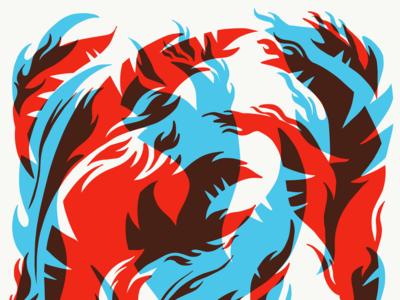 Fiery | Feathery | Fronds