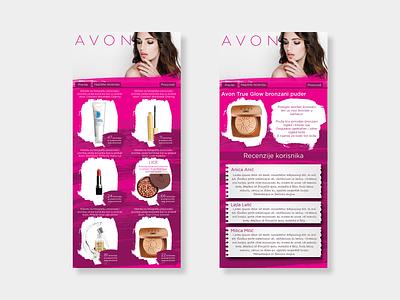 Avon Facebook app