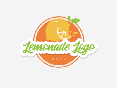 Lemonade Logo - Fresh
