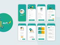 Auto - App Full Design