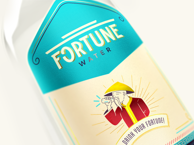 Fortune Water Shot