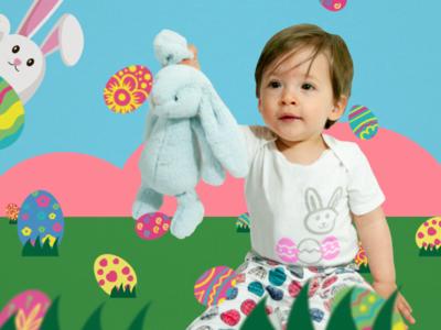 Calendar 2020 - Easter - April