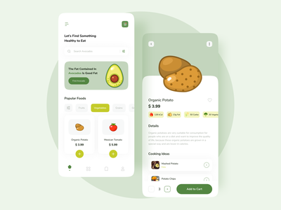 Healthy Food Shop ecommerce app shopping cart shopping app healthy lifestyle healthy eating health care cart shopping shopify ecommerce shop foodie food healthy food healthyfood care health app healthcare health healthy