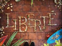 Liberté Lettering