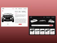 Classic Car Website