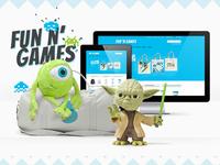 Fun 'n games Blogpost
